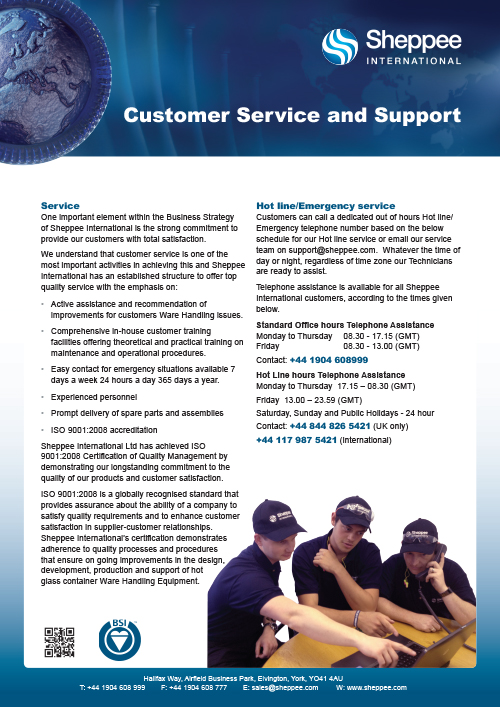 Customer support v2.0